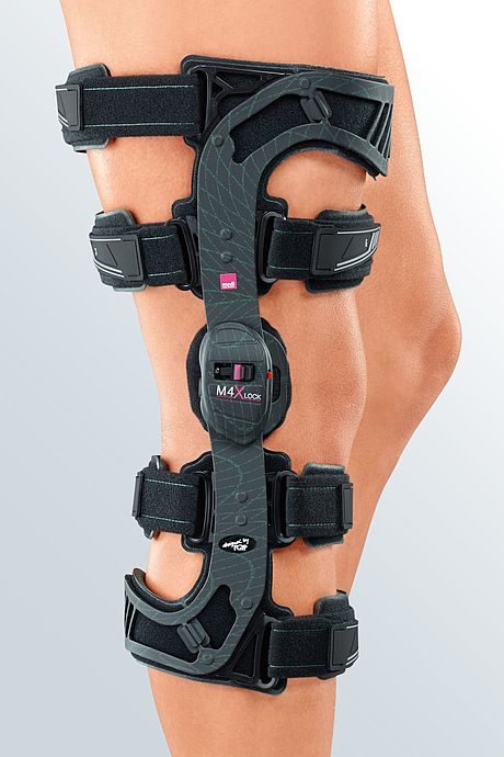 knee orthosis meniscus stable cushion