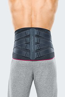 Lumbamed facet back brace for the therapy of facet joint osteoarthritis