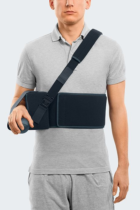 medi SAS light shoulder abduction brace