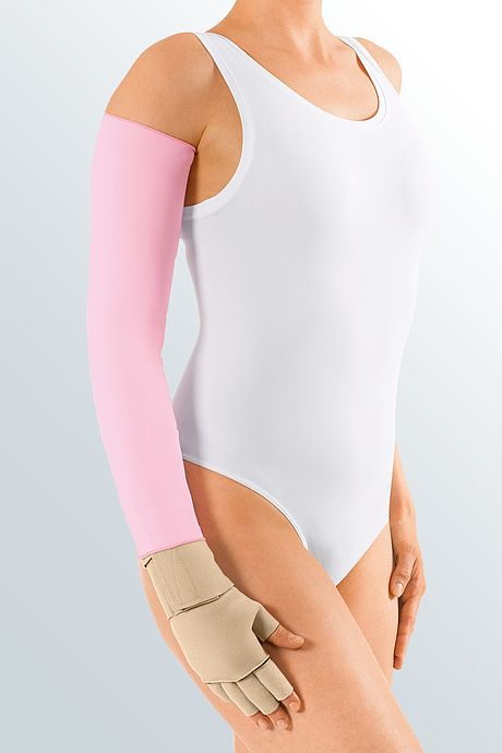 Circaid cover up arm pink