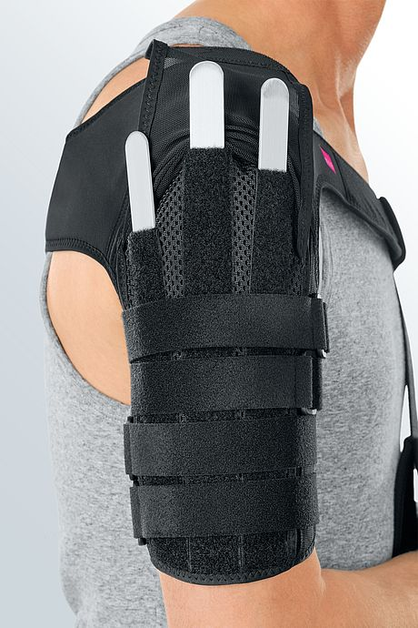 Humeral fracture brace shoulder support detail picture